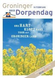Groninger Dorpen-Magazine dorpendag