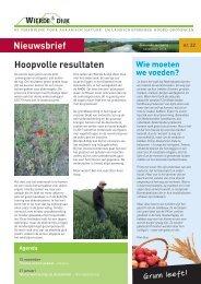 Wierde & Dijk-Nieuwsbrief-nr32