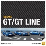 gt/gt line megane - Renault