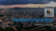 Prestige Fountain Blue