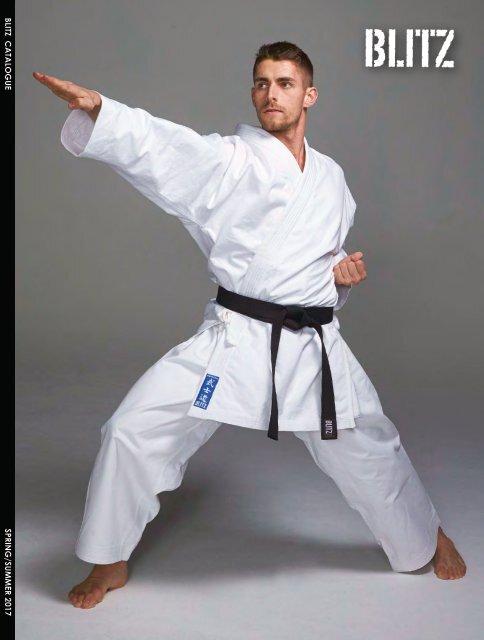 Black Heavyweight 12oz Brushed Cotton Karate Uniform by Bold 550b