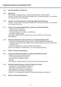 Konferenzprogramm Transaktionen - Page 3