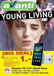 Young Living - Avanti Trendstore - epaper