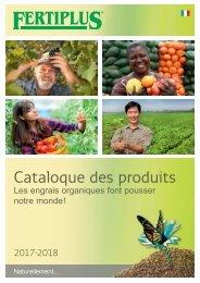 Cataloque des produits Fertiplus