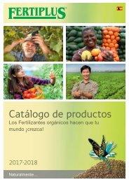 Catálogo de productos Fertiplus