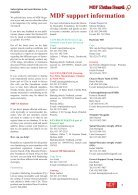 MDF Newsletter Content Issue 46 April 2015 - Page 5