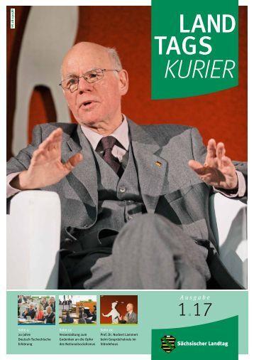 Landtagskurier, Ausgabe 1/2017