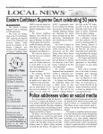 Caribbean Times 6th Issue - Monday 27th February 2017 - Page 2