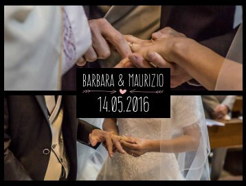 Maurizio & Barbara