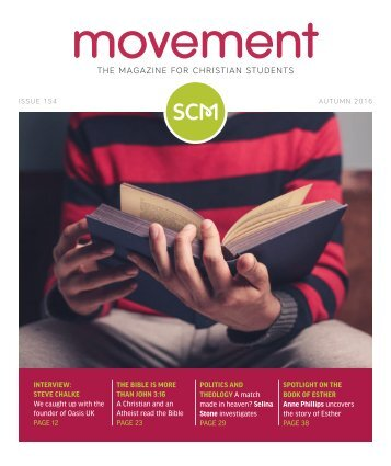 Movement Magazine: issue 154