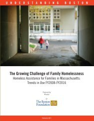 The Growing Challenge of Family Homelessness