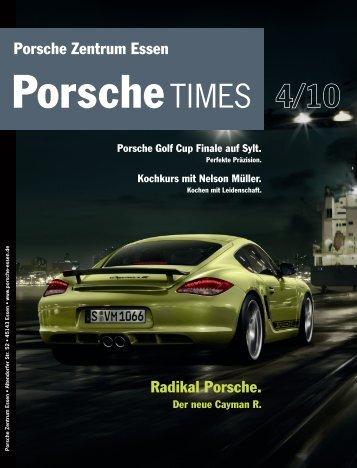 Ausgabe 4/10 - Porsche Zentrum Essen