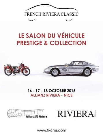 French Riviera Classic & Sport by Riviera Selections