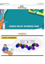 Seattle 79 dollar website design pros PDF