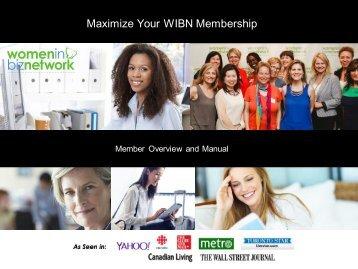 Member Manual