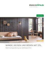Mocopinus - Wände Decken und Böden mit Stil