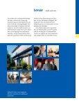 Katalog Getriebemotoren nach Atex - Lenze - Seite 5