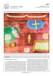 Zeitung der Propstei St. Gerold 2017-1