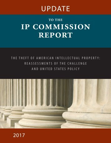 ip commission report