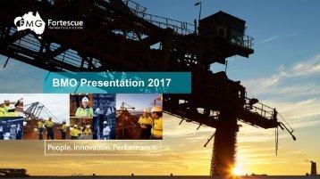 BMO Presentation 2017