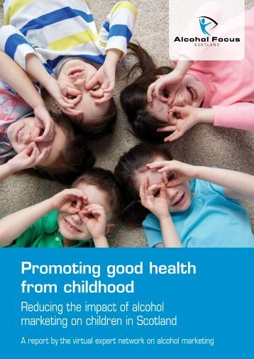 Promoting good health from childhood