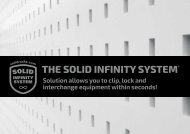 SOLID INFINITY SYSTEM Catalogue single page WEB