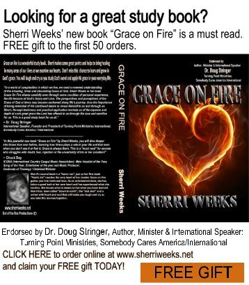 GRACE on Fire Book AD-Gift