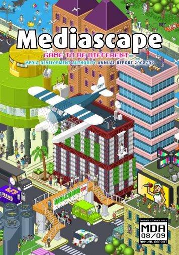 Mediascape - MDA