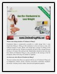 Trim Your Too Much Body fat and Weight with Clenbuterol - Page 4