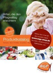 WGP Produktkatalog