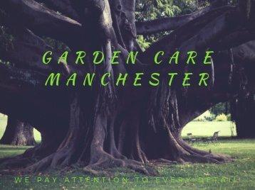 Garden Care Manchester