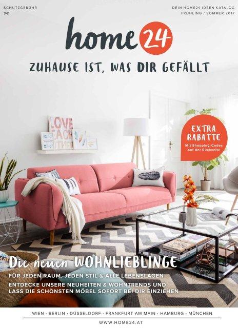 416fc640ac7e6a Magalog Frühling Sommer 2017. home24