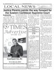 Caribbean Times 7th Issue - Tuesday 28th February 2017 - Page 4