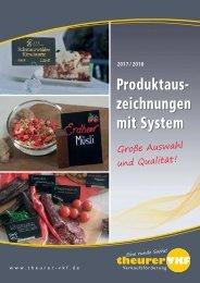 Theurer Katalog 2017