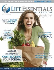 Life Essentials Magazine - March 2017