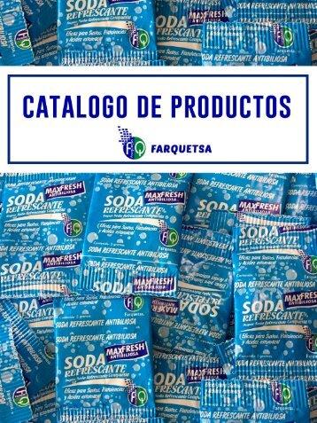CATALOGO online FARQUETSA