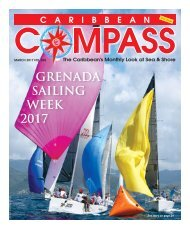 Caribbean Compass Yachting Magazine March 2017