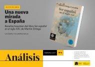 Una nueva mirada a España