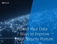 7 Ways to Improve Your Security Posture