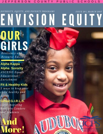 Envision Equity - Our Girls Resiliency and Resource Edition