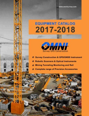 Omni 2017-2018 Equipment Catalog