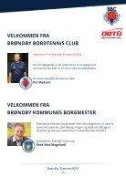 Stævneprogram - Brøndby Stævnet 2017 - Ny - Page 3