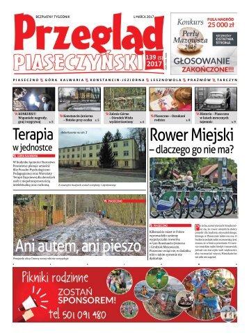 Przegląd Piaseczyński, Wydanie 139