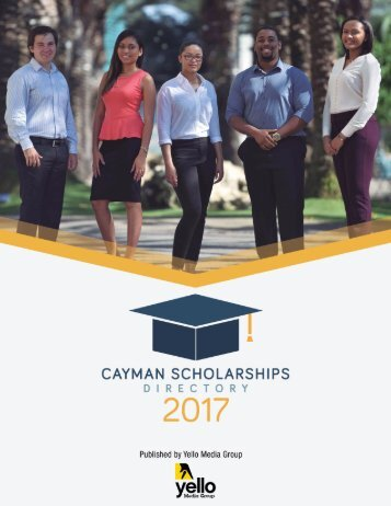Cayman Scholarship Directory 2017