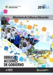 Ministerio de Cultura y Educacion
