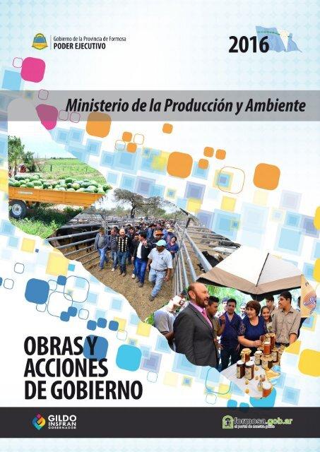 Ministerio de la Producción y Ambiente