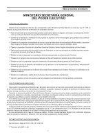 Ministerio Secretaria General del Poder Ejecutivo - Page 3