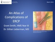 complications of ercp - Lieberman's eRadiology Learning Sites