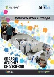 Secretaria de Ciencia y Tecnologia