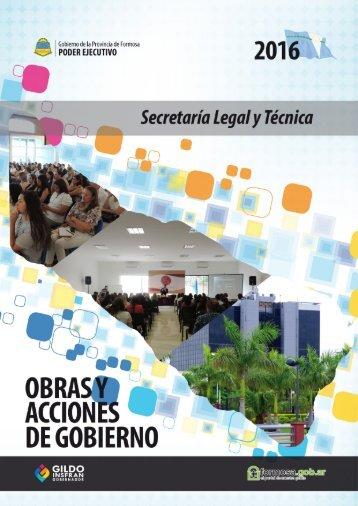 Secretaría Legal y Tecnica